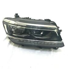 GENUINE VW TIGUAN 2016-2018 DRIVER SIDE XENON HEADLIGHT, PART No 5NC941082A