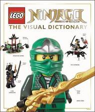 LEGO Ninjago : The Visual Dictionary by Hannah Dolan and Dorling Kindersley...
