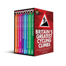 Britain's Greatest Cycling Climbs Box Set Series Hardcover English NEW