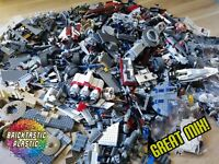 LEGO 1KG (x850pcs) STAR WARS Rare Parts MOC creativity Pack(s) - bricks & sets!