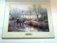 Sunday Outing by Thomas Kinkade 11 x14 Print