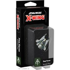 Fang Fighter 2nd Edition Expansion Pack Star Wars X-Wing Miniatures Game SWZ17