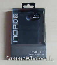 Incipio NGP Impact Resistant Protective Case for HTC One S -  NEW