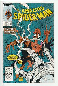 The Amazing Spider-Man #302 303 305 306 307 - Marvel Comics 1988 High-Grade Lot