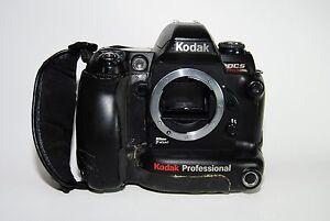 Kodak DCS Pro 14n 13.9 MP Digital SLR Camera - Black (Body Only)