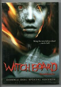 Witch Board: Bunshinsaba DVD 2004 Korean Horror [Special Edition - New & Sealed]