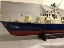 BGS 15 Boot von der Fa. Schaffer