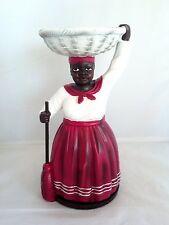 18 Inch Madame Statue La Negra Tomasa Statue Santeria Madam Madama Cuba Yoruba