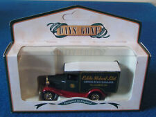 LLEDO DAYS GONE DIECAST FIGURE - EDDIE STOBART - MODEL A VAN - DG013096