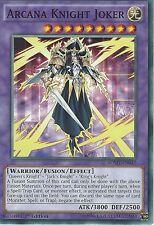 YU-GI-OH CARD: ARCANA KNIGHT JOKER - SDMY-EN042 - 1st EDITION