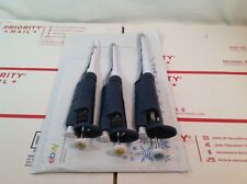 Set of 3 Gilson Pipetman Pipettes P20, P200, P1000, #357