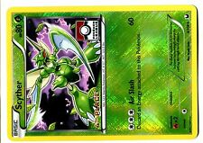 PROMO POKEMON LEAGUE 2012 HOLO INV SCYTHER 4TH PLACE