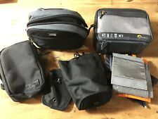 Think Tank And Lowepro Camera Pouches