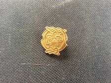 Vintage Brass Pin Lapel Badge Baden Powell Cub Scout Scouting Memorabilia