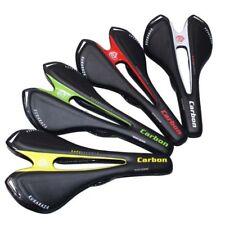 Bicycle Full Carbon Soft Saddle MTB Road Bike Seat Comfort GEL Seat Cushion Pad
