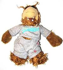 Vintage toy Alf with dark grey swetpants and an Alfrobics hoodie #2 rare