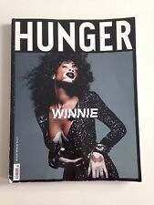 Hunger Magazine Issue 11 - Winnie Harlow Cover
