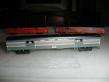 New York Central      72' Smooth Side Baggage  with interior/  LED lighting