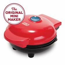 Dash Mini Maker: The Mini Waffle Maker Machine for Individual Waffles, Paninis,