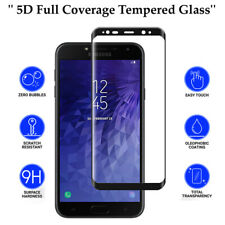 5D Anti Scratch 9H Tempered Glass Screen Protector for Samsung Galaxy J4