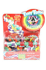 RARE VINTAGE 1990 McDONALDS TINY TOONS STORE DISPLAY TOY CASE