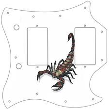 SG Standard Pickguard Custom Gibson Graphic Graphical Guitar Pick Guard Scorpian