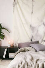 """NEW URBAN OUTFITTERS DENY CHELSEA VICTORIA MARBLE TAPESTRY 60"""" X 90"""""""