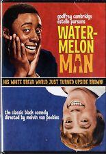 The Watermelon Man (DVD, 2004) Godfrey Cambridge, Dir. Melvin Van Peebles  NEW