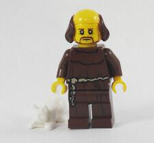 Custom Saint Francis of Assisi Minifigures church priest pope on lego bricks