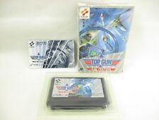 TOP GUN Dual Fighters Item Ref/ccc Famicom Nintendo Konami Japan Game fc