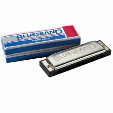 HOHNER Blues Band Harmonica Key of C Online Lessons 559C