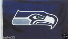 Seattle Seahawks 3' x 5' NFL Licensed All Pro Flag  /  Banner - Free Shipping