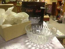 New Crystal Dish, Very Nice !