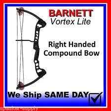 Barnett Vortex Lite Compound Bow Junior Youth Set Kids Childs 4H Right Hand New