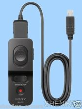 New Sony RM-VPR1 Alpha Remote Commander Control Multi Terminal Cable Handycam