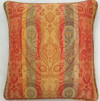 A 16 Inch Cushion Cover In Laura Ashley Lovage Multi Fabric