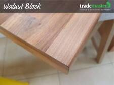 Walnut Block Laminate Benchtop - 3600x615x38mm - Kitchen Laundry Sydney Pick-Up
