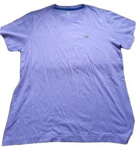 Psycho Bunny Size L Lilac Purple Top Kawaii J Fashion Robert Godley