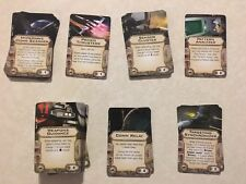 Single Star Wars X-Wing Miniatures Game - Tech Upgrade Cards