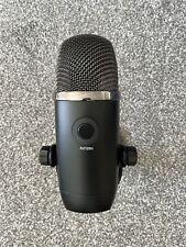 Blue Yeti X Professional USB Condenser Microphone - Black