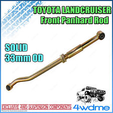 Toyota Landcruiser 80 105 Series 4WD Adjustable Front Panhard Rod Heavy Duty