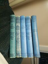 5- The Secret In Old Attic & Clue in Old Album Jewel Box Nancy Drew Book Lot