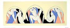 Henri Matisse la danse 1935-1936 poster Art Imprimé Image 50x120cm