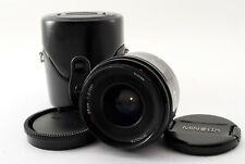 Minolta AF 35mm F/2 Prime Lens for Sony A w/Case Excellent++ Japan Tested #5827