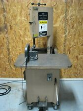 Work A Matic Roll In Gravity Feed Roll In Metal Cutting Vertical Band Saw