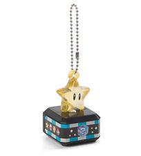 Super Mario Bros. Mario Kart 8 Super Star Light Up LED Keychain