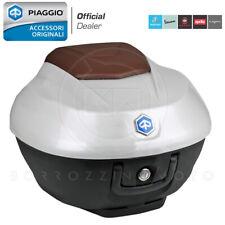 BAULETTO BAULE 36 LT BIANCO ICEBERG 505A ORIGINALE PIAGGIO BEVERLY 300/350 2016>