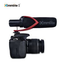 Professional CVM-V30 Photography Video Mic Microphone for Canon Nikon SLR Camera