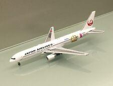 JC Wings 1/400 Japan Airlines JAL Boeing 767-300ER JA662J Doraemon 2 metal model