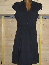 superbe robe été noir profond H&M taille 38 parfait état